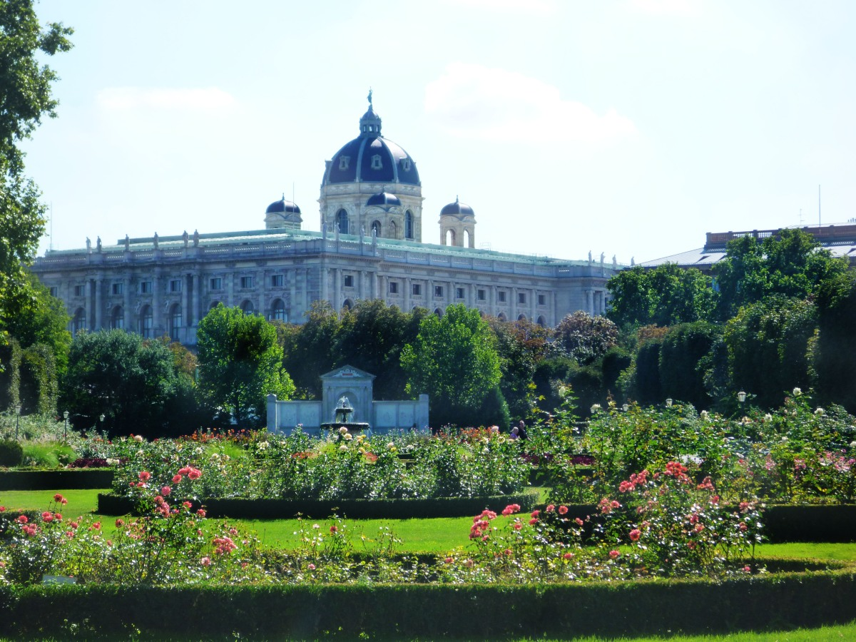 Austria: An afternoon in Vienna