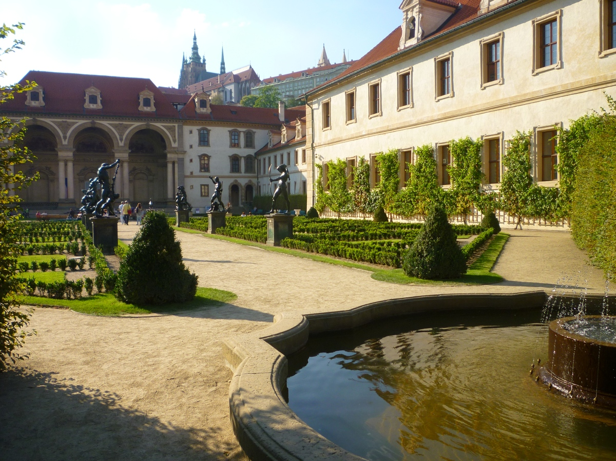 Prague: The Senate's Secret Garden
