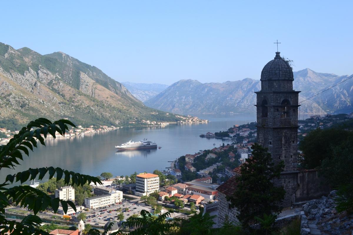 Montenegro: Kotor and Podgorica