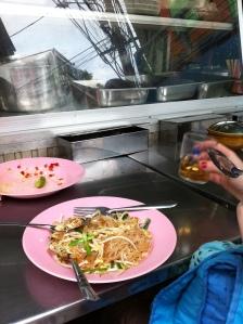 Amazing Pad Thai!