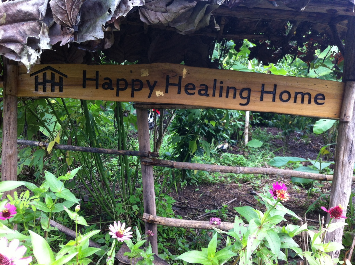 Thailand: Happy Healing Home