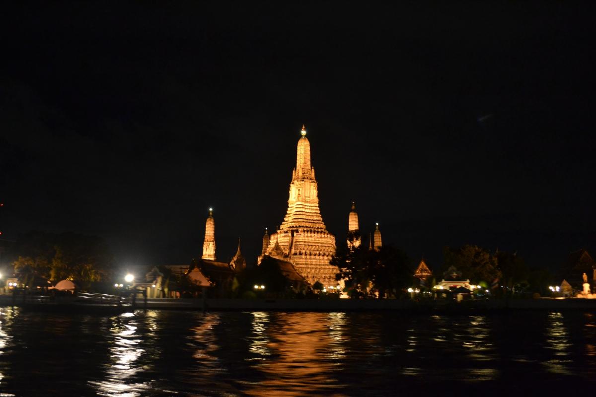Thailand: Exploring Bangkok, Days 1+2
