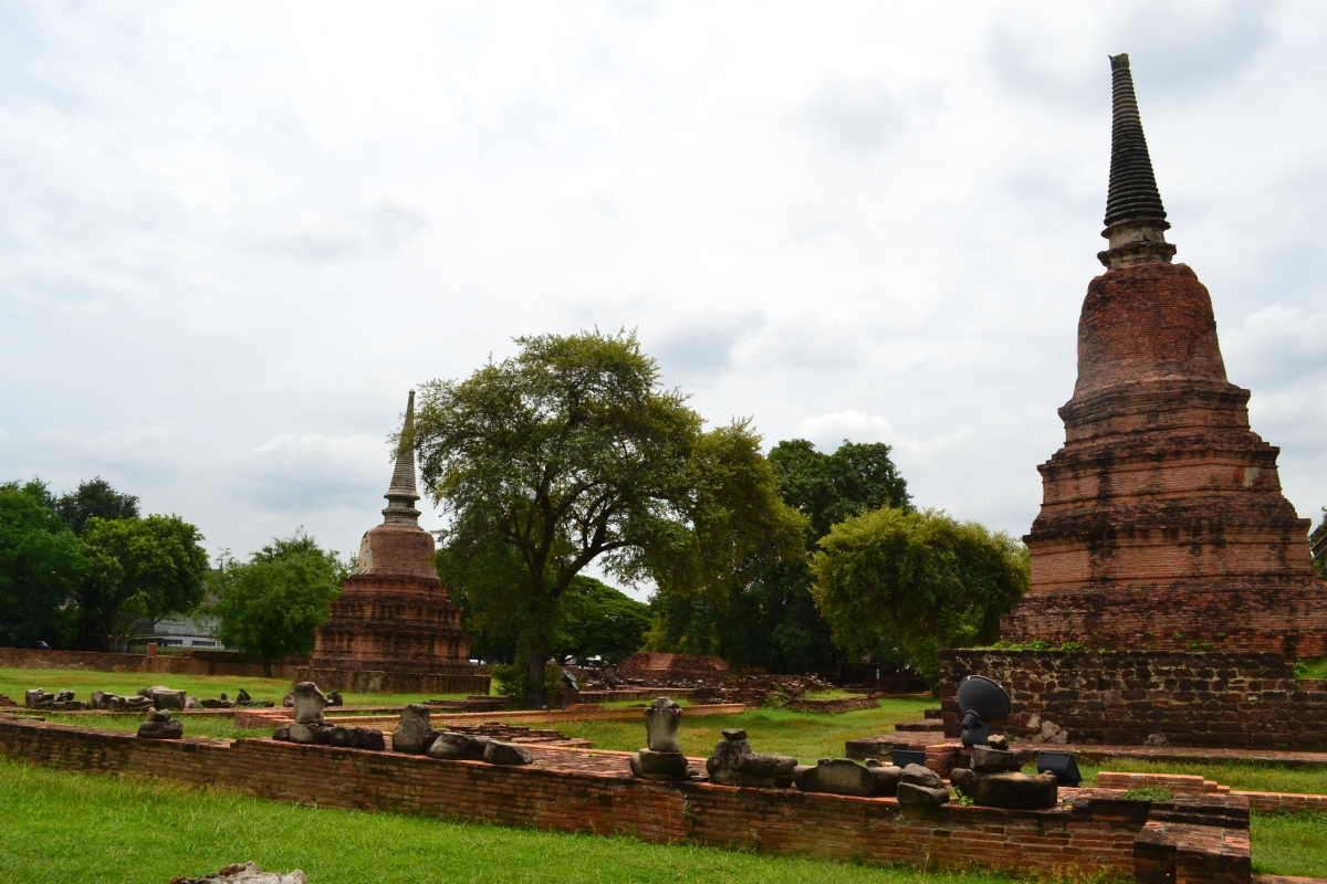 Thailand: From Bangkok to Ayutthaya