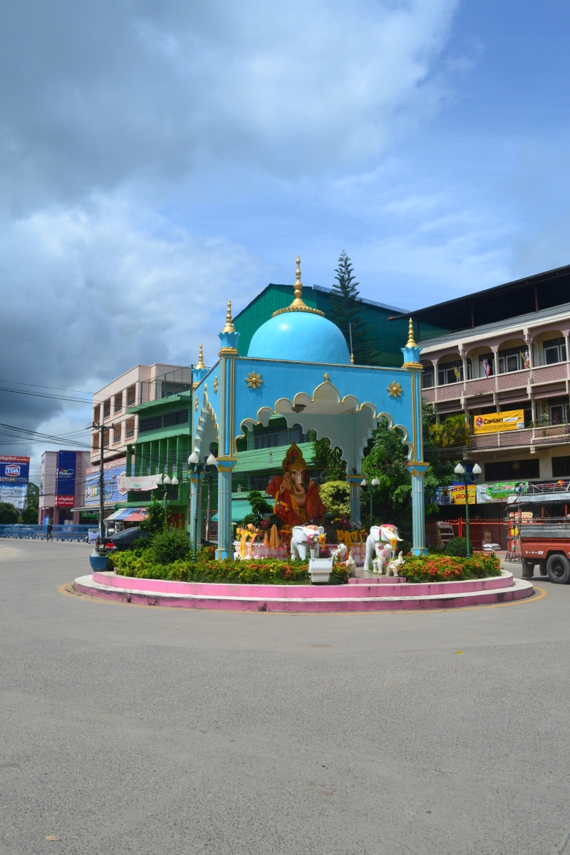 Thailand: Visiting Mae Sot